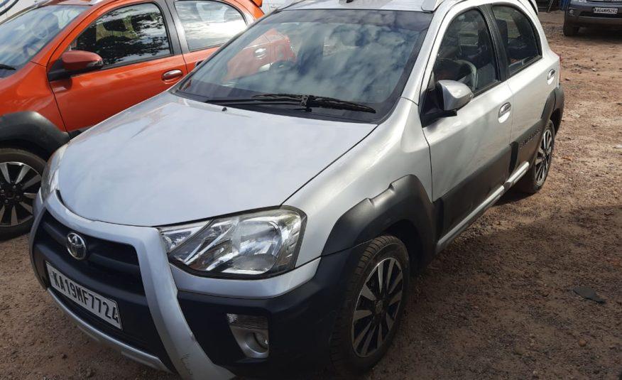 Toyota Etios Cross VD BS IV